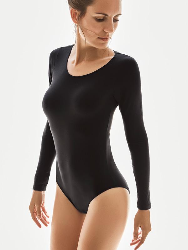 body-mangas-negro
