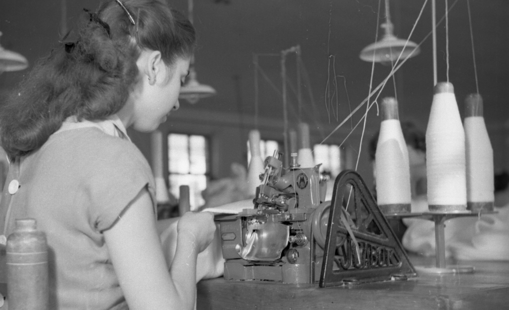 knitting-industry