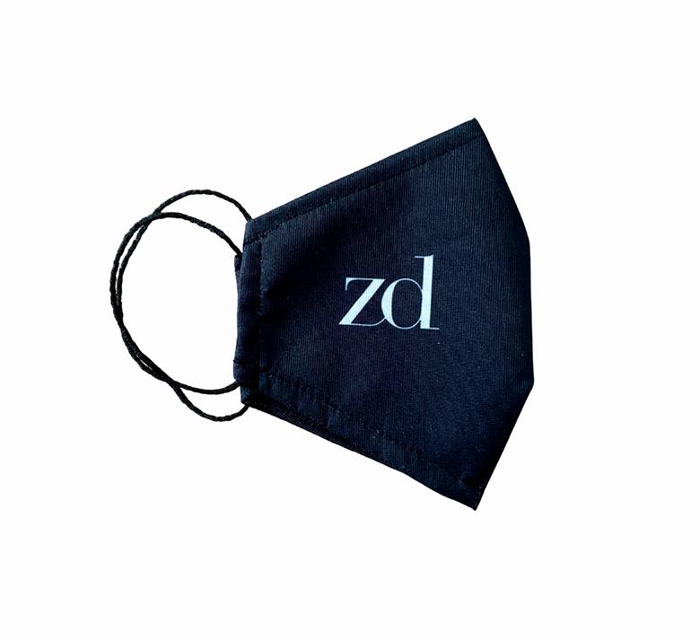mascarilla de tela homologada de zd zero defects
